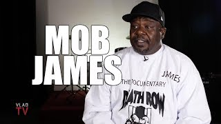 Mob James on Accidentally Shooting His 14-Year-Old Brother in the Face (Part 5)