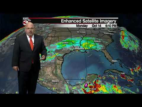 Rob's weather forecast part 2 10-14-19 6pm