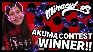 Miraculous Ladybug | Akuma Contest Winner | Tales of Ladybug & Cat Noir