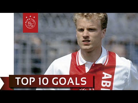 TOP 10 GOALS - Dennis Bergkamp