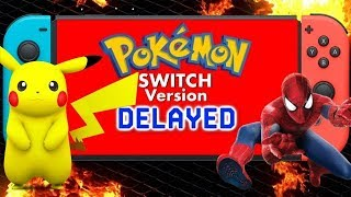 Massive News: Pokemon 2019 Delayed ? & Spiderman PS4 Went Gold | Switch Sales Tops 20 Million Units