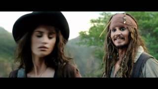 Фильм о фильме №10 - Пираты карибского моря 4 - HD 720p