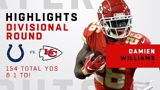 Damien Williams Breaks Loose for 154 Total Yards & 1 TD vs. Indy!