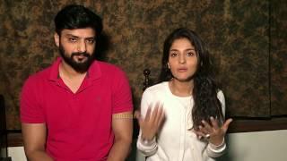 Rajaratha Actor Nirup Bhandari and Avanthika Shetty Requests Fans