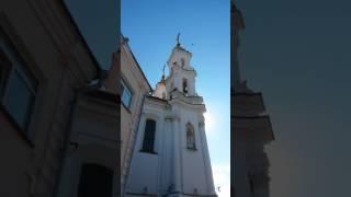 видео СВЯТО-ВОСКРЕСЕНСКАЯ ЦЕРКОВЬ В ВИТЕБСКЕ