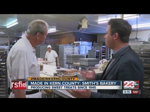 Made in Kern County: Smith's Bakery - YouTube