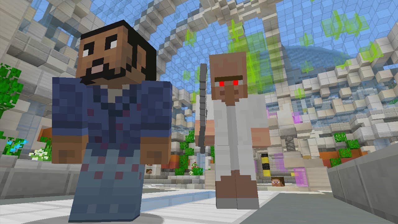 Minecraft Xbox Murder Mystery Dantdm S Lab Youtube