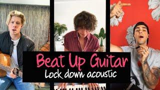 Darling Brando - Beat Up Guitar - lock down acoustic