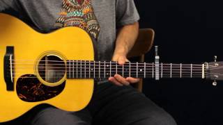 How To Play   Somewhere Over The Rainbow   IZ    Easy Strumming Song   Acoustic Guitar Lesson