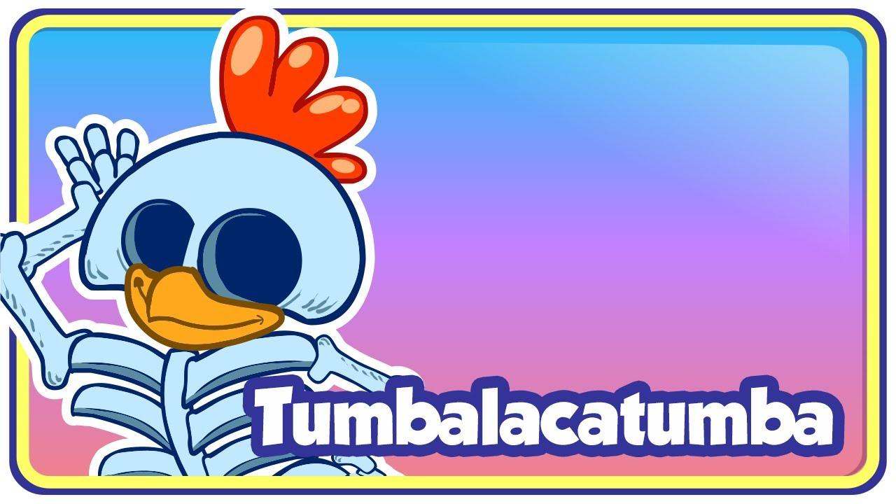 Tumbalacatumba - Clipe Música Oficial - Galinha Pintadinha DVD 4