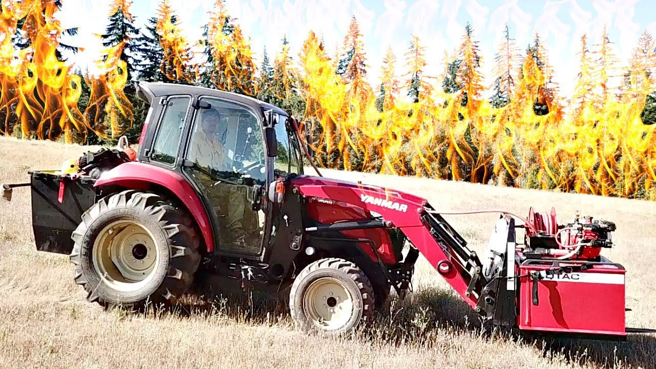 world-s-first-yanmar-firefighting-tractor