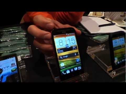 Hands on with Cricket's HTC One SV, Kyocera Hydro, and Alcatel One Touch