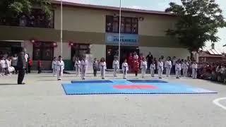 19 Mayıs Atatürk'ü Anma Gençlik ve Spor Bayramı Gösterisi Video