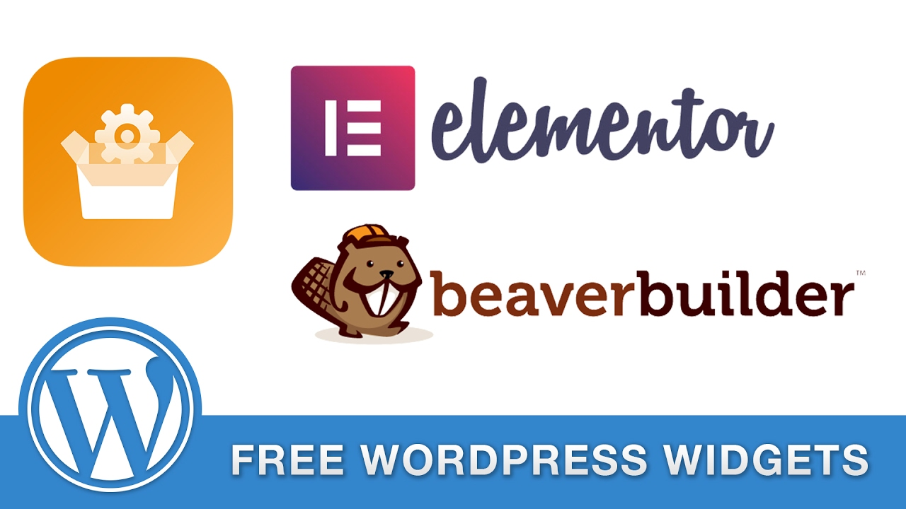 how to add a widget sidebar in beaver builder