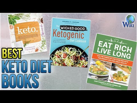 10-best-keto-diet-books-2018