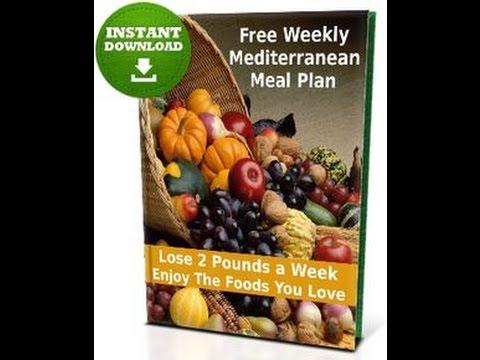 mediterranean diet grocery list | 2 free ebooks + bonus