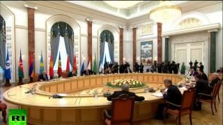 Путин едва не подрался с Николае Тимофти в Минске