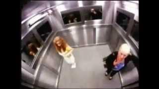Susto en el ascensor / La broma del ascensor
