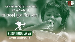 Robin Hood Army Indore Chapter | Special Story | Indore Talk
