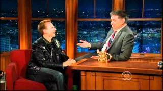 Craig Ferguson 2/13/12E Late Late Show Phil Keoghan