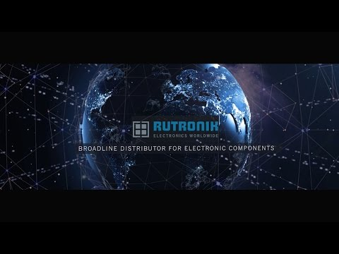 Rutronik Electronics Worldwide – Your Broadline Distributor for Electronics Components
