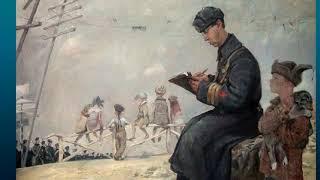 Великая Отечественная Война. Фронтовой художник