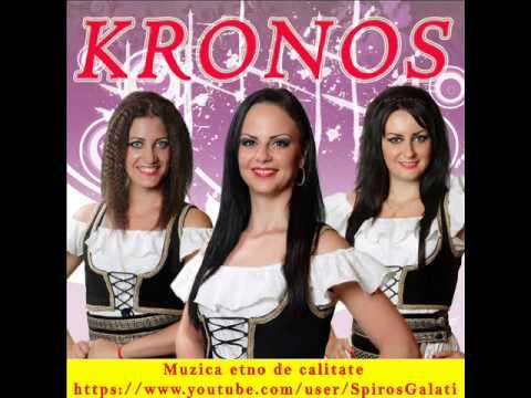 KRONOS - Colaj cu super piese etno. (AUDIO HD SPIROS GALATI)