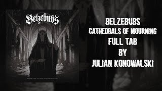 Belzebubs - Cathedrals Of Mourning (full tab)