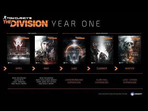 Tom Clancy's The Division - Año uno - Trailer en español