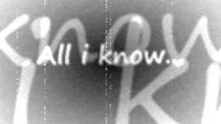 All I Know By Pathway To Providence (lyrics)
