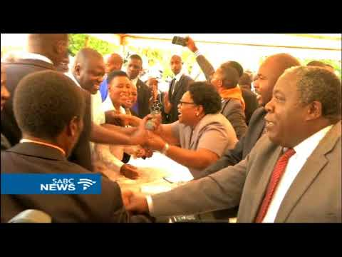 Zimbabwe's Joyce Mujuru launches People's Rainbow Coalition