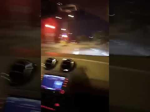 FUAT - Geri Geldi gece araba Drift