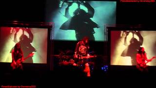 W.A.S.P. - The Great Misconceptions of Me Live at Ulster Hall Belfast N.Ireland 26 Sept 2012