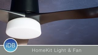 Hunter Symphony HomeKit Ceiling Fan & Light Makes Controlling the Temperature a Breeze - Review