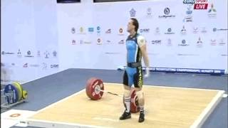 2014 Three World Weightlifting Records 105 kg