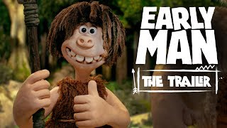 Animation Movie Early Man Watch Online Full Official Trailer!