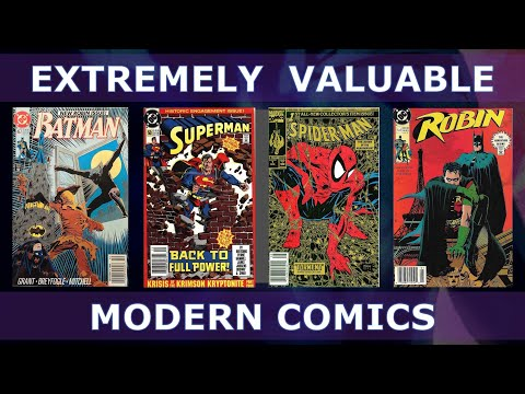 Extremely Valuable Comics That Might Be In Your Collection