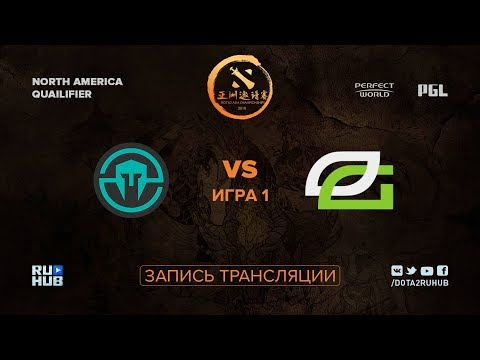 Immortals vs Optic, DAC NA Qualifier, game 1 [Autodestruction]