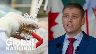 Global National: Feb. 11, 2021 | Newfoundland and Labrador election delayed in areas hit by COVID-19