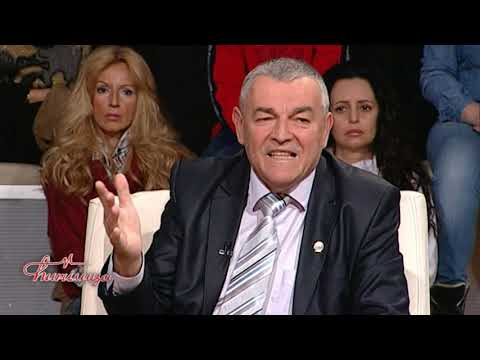 General Bozidar Delic, dr Predrag Markovic - CIRILICA - (TV Happy 30.10.2017)