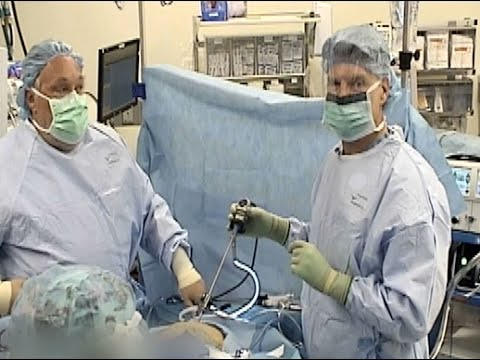 Live in the Operating Room