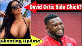 David Ortiz Red Sox |Had A Side Piece Married To A Gangster Who Hired The Hit|New Surveillance Video