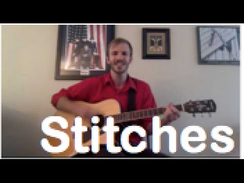 Stitches - Shawn Mendes (Josh Ross Cover)