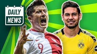 Lewandowski bombt weiter! Klopp will derzeit kein Bundestrainer werden! Belgien qualifiziert sich!