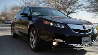 2012 Acura TL Test Drive & Review