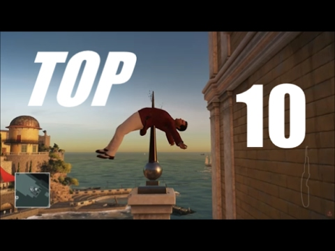 Hitman - Top 10 Over the Top Assassinations
