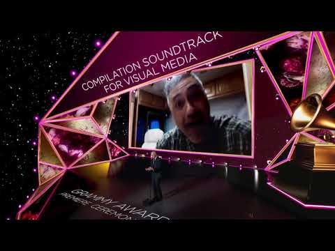 Jojo Rabbit Wins Best Compilation Soundtrack For Visual Media | 2021 GRAMMYs