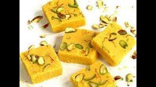 10 मिनट में बनायें बेसन की बर्फी-Besan ki barfi-Indian sweets recipe-Besan ki Chakki-Diwali recipes