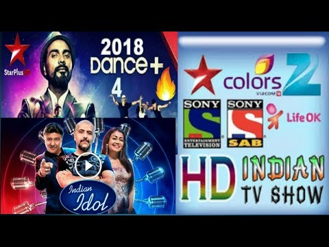 How to download dance plus 4 , indian idol or hindi shows in hd quality