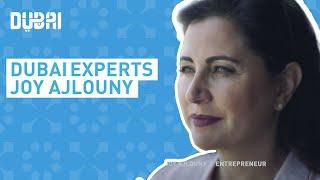 Joy Ajlouny | Entrepreneur | #MyDubai